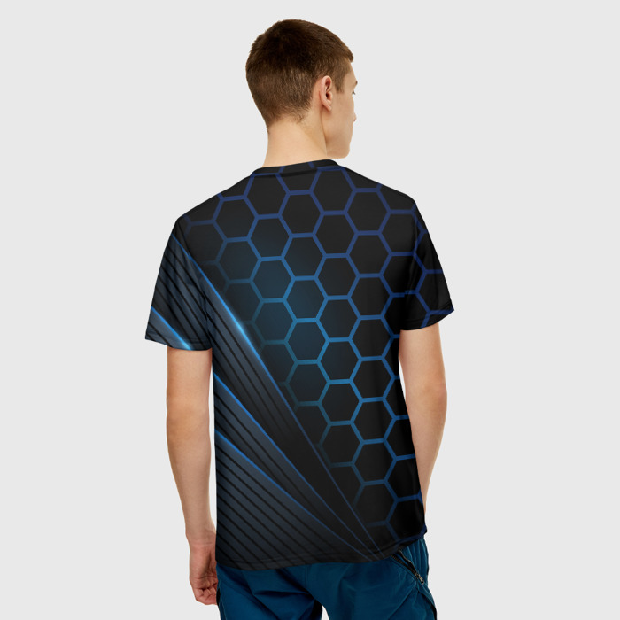 Merch Men'S T-Shirt Picture Game Watch Dogs Print