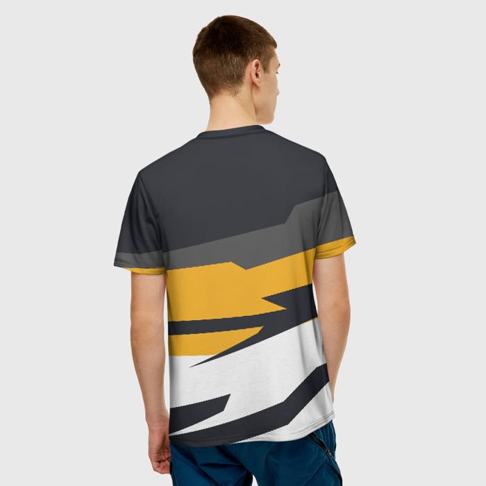 Merchandise Men'S T-Shirt Emblem Design Text Watch Dogs