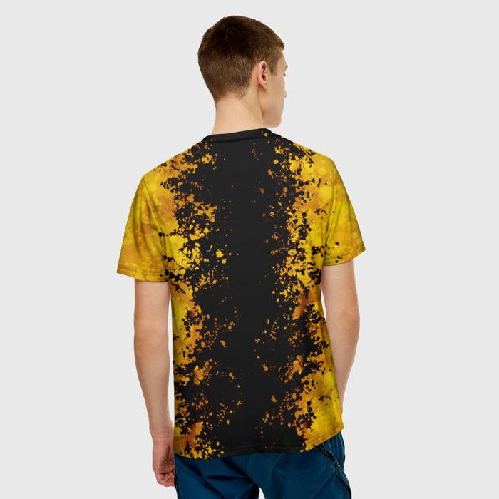 Merchandise Men'S T-Shirt Print Label Game Merch Pubg