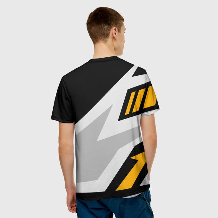 Merchandise Men'S T-Shirt Figure Print Design Metal Gear Merch