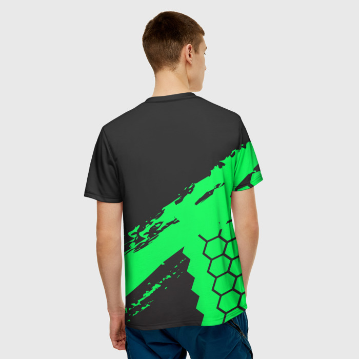 Collectibles Men'S T-Shirt Game Title Black Metal Gear