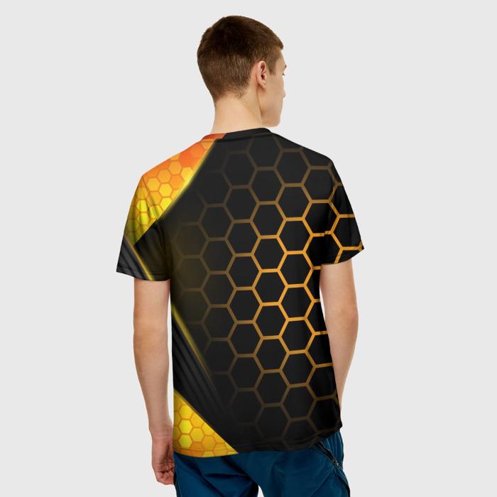 Merchandise Men'S T-Shirt Label Figure Rainbow Six Siege