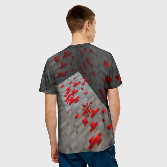 Merch Men'S T-Shirt Game Print Design Minecraft
