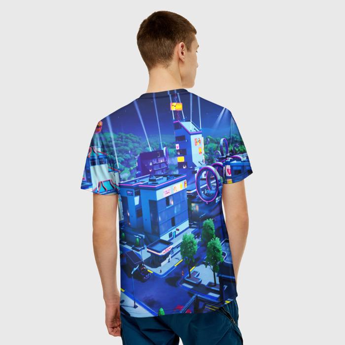 Merch Men'S T-Shirt Merch Design Print Title Fortnite