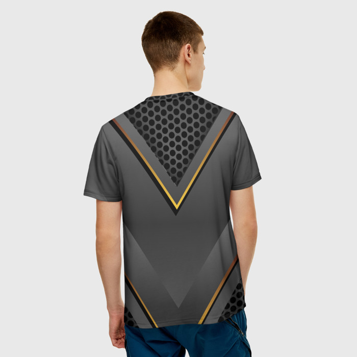 Collectibles Men'S T-Shirt Merch Title Black Metal Gear