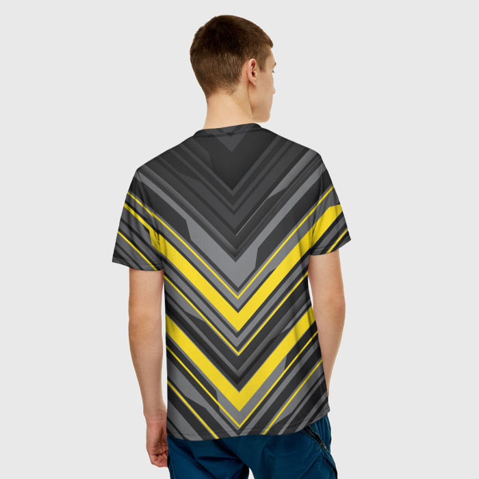 Merchandise Men'S T-Shirt Game Metal Gear Apparel Print