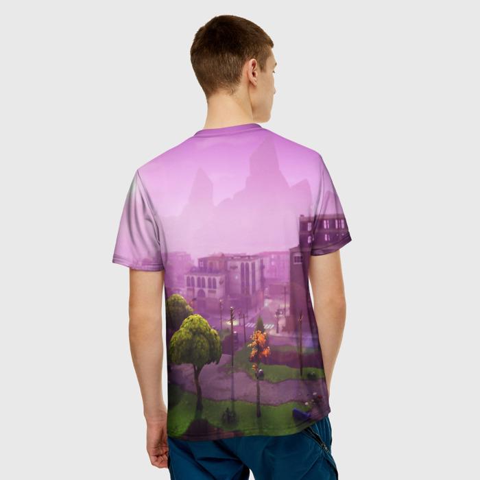 Merchandise Men'S T-Shirt Design Scene Fortnite Print