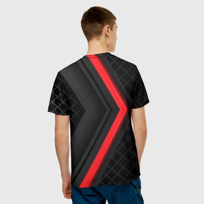 Collectibles Men'S T-Shirt Cyberpunk 2077 Label Print Black