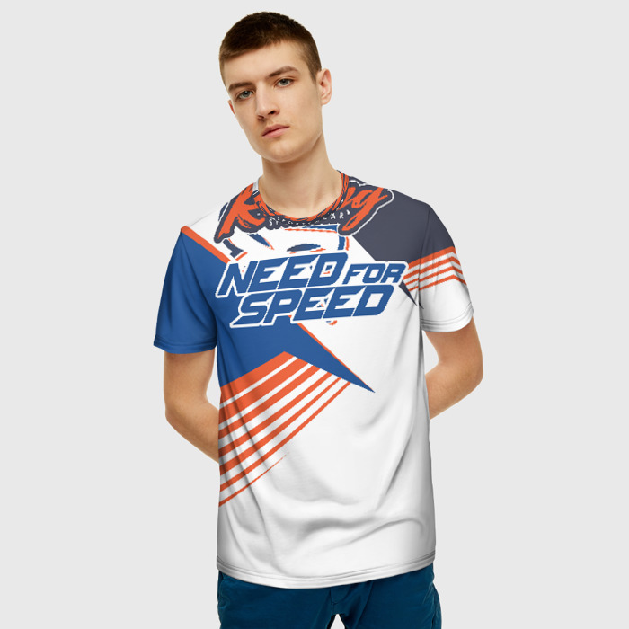 Collectibles Men'S T-Shirt Need For Speed White Label