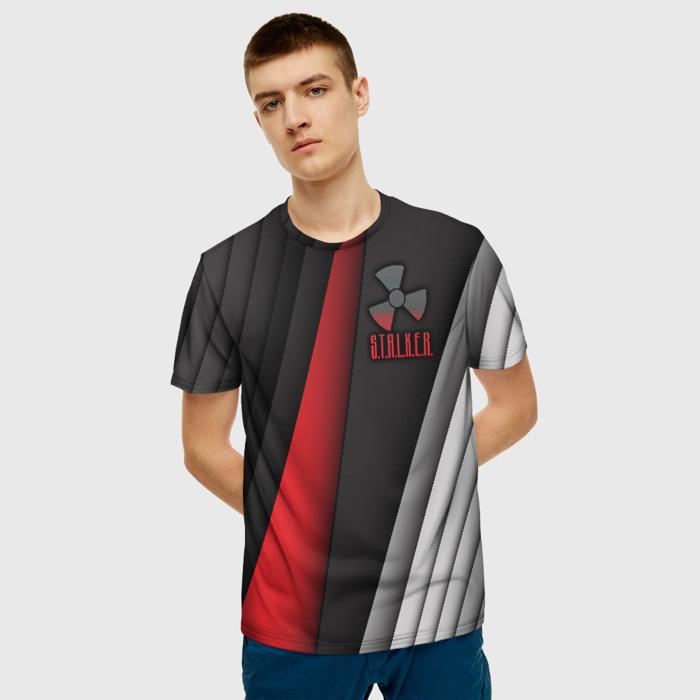Collectibles Men T-Shirt Stalker Game Title
