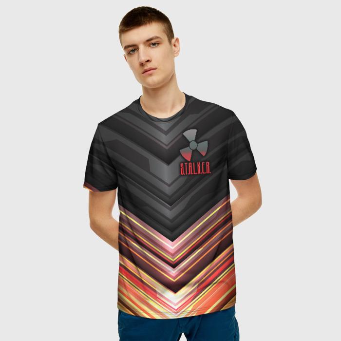 Merchandise Men T-Shirt Stalker Image Andise Sign
