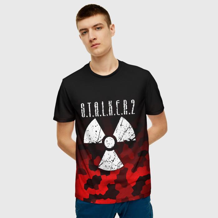 Collectibles Men'S T-Shirt Design Merchandise Stalker Text