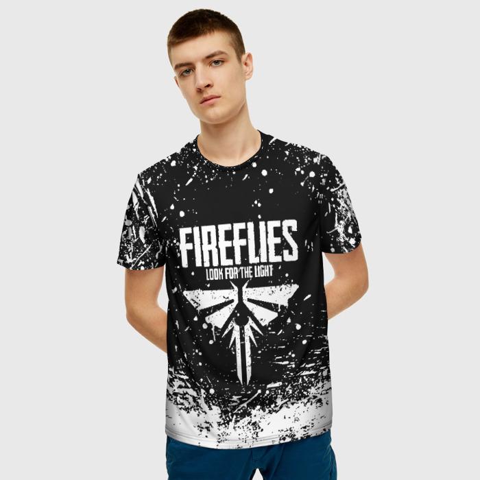 Collectibles Men'S T-Shirt Merch Title The Last Of Us Print
