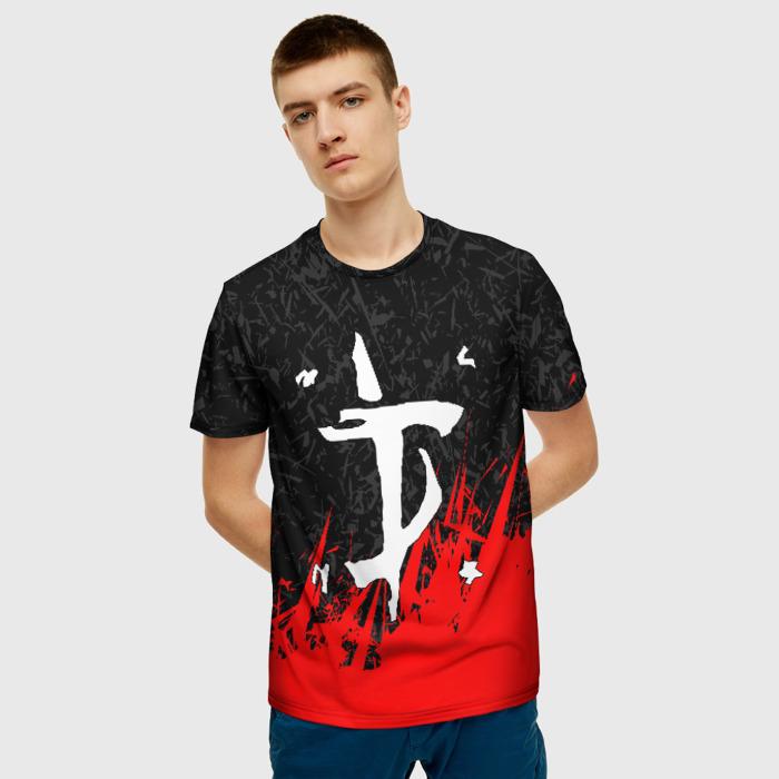 Collectibles Men'S T-Shirt Game Doom Slayer Sign Print