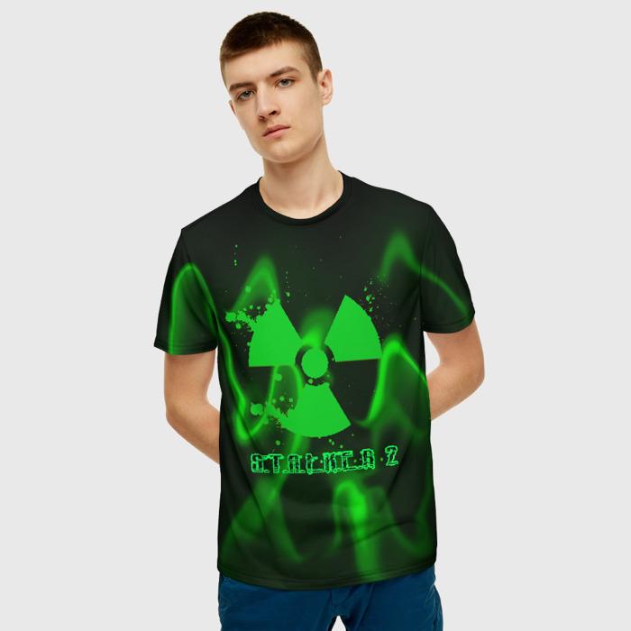 Merch Men'S T-Shirt Game Print Stalker Label Merch