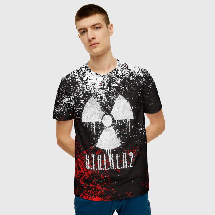 Merchandise Men'S T-Shirt Graphic Design Game Stalker Print