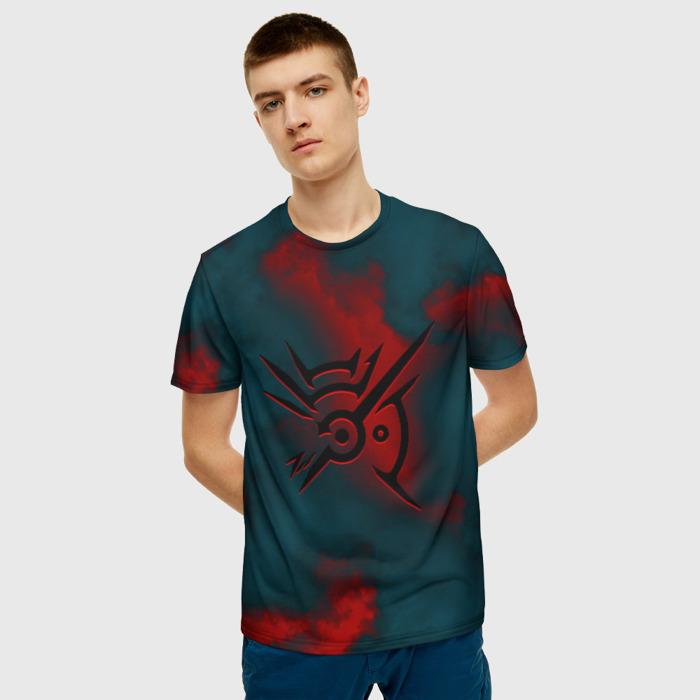 Merch Men'S T-Shirt Game Dishonored Merch Print