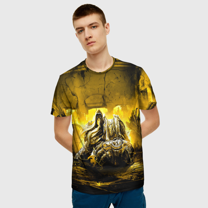 Merchandise Men'S T-Shirt Footage Game Print Darksiders