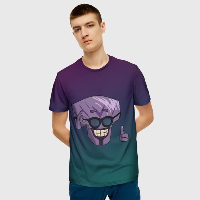 Merch Men'S T-Shirt Hero Void Dota Gradient