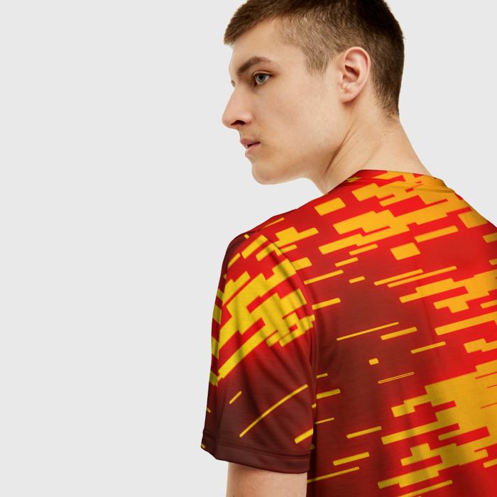 Merch Men'S T-Shirt Raid: Shadow Legends Print Orange