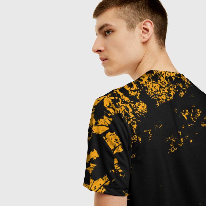 Merchandise Men'S T-Shirt Stalker Title Game Design Logo