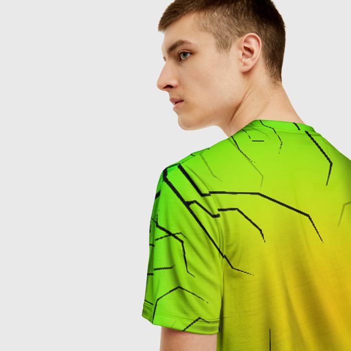 Merch Men'S T-Shirt Toxic Print Stalker Radiation Merch
