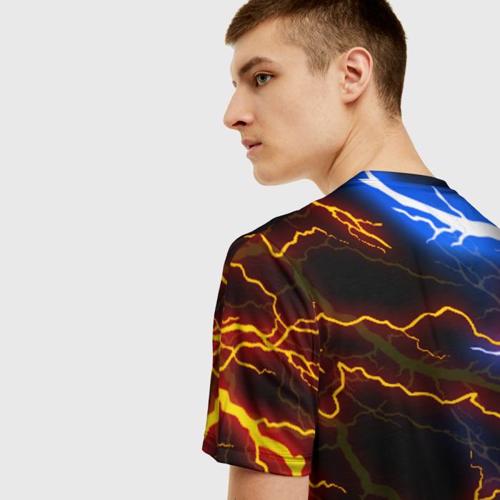 Merchandise Men'S T-Shirt Lighting Print Merch Game Stalker