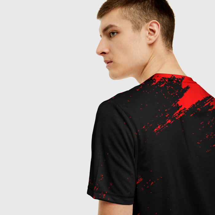 Collectibles Men'S T-Shirt Print Black Design Metro Exodus