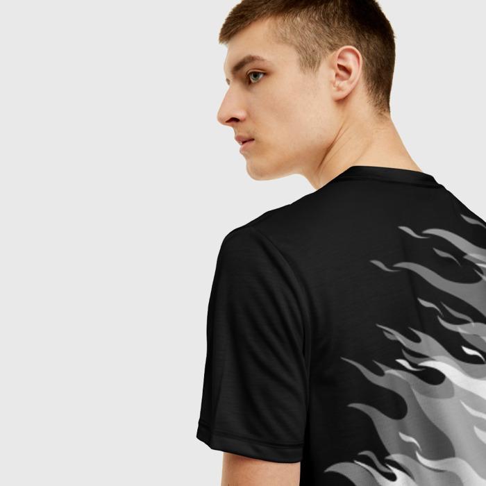Merch Men'S T-Shirt Image Game Rainbow Six Siege Clothes