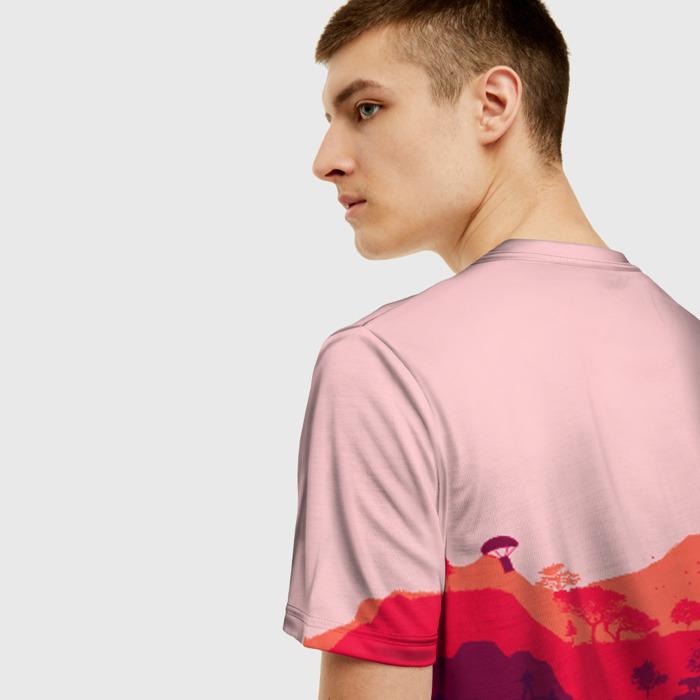 Merch Men'S T-Shirt Design Game Merch Rust
