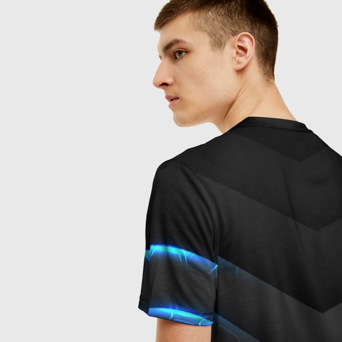 Merchandise Men'S T-Shirt Outline Design Watch Dogs Merch Print