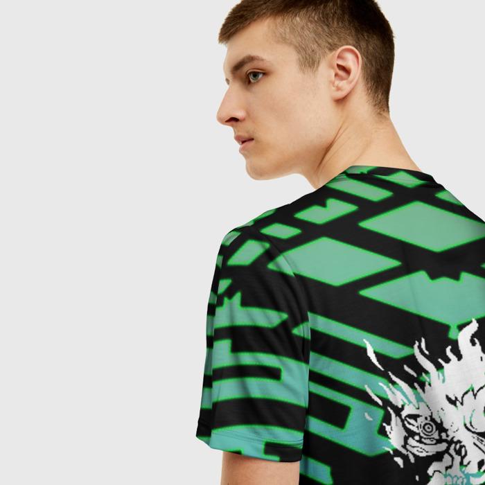 Merch Men'S T-Shirt Image Game Cyberpunk Clothes
