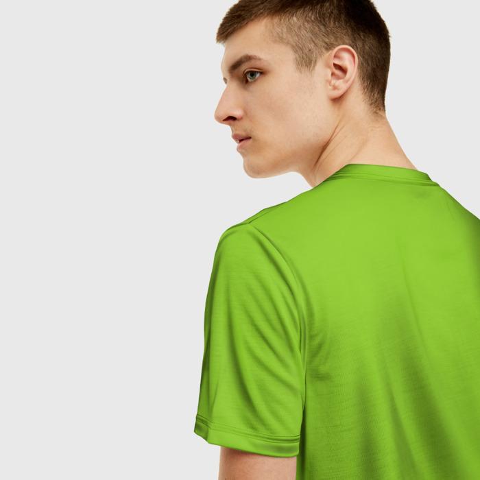 Merchandise Men'S T-Shirt Merch Plants Vs Zombies Green Print