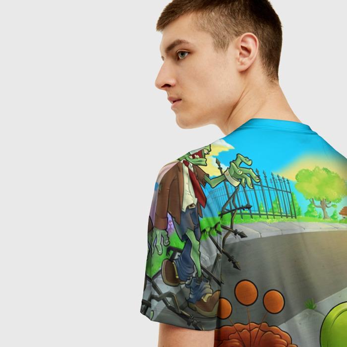 Collectibles Men'S T-Shirt Footage Design Plants Vs Zombies Merch