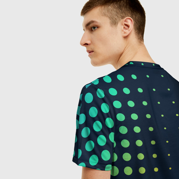 Merchandise Men'S T-Shirt Merch Pattern Plants Vs Zombies Title