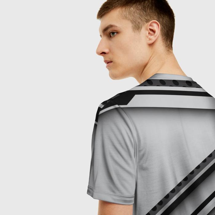Collectibles Men'S T-Shirt Gray Print Clothes Metal Gear
