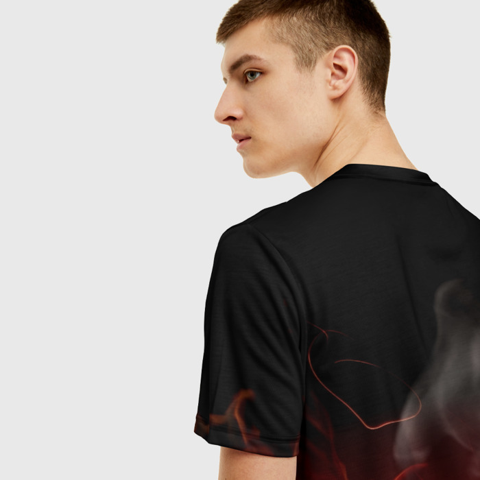 Merchandise Men'S T-Shirt Design The Last Of Us Black