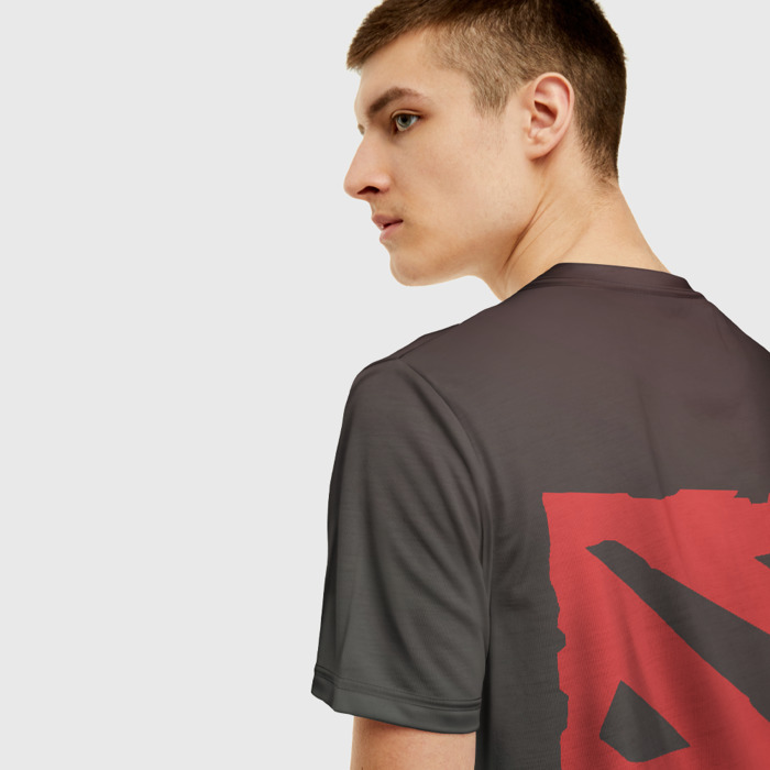 Collectibles Men'S T-Shirt Mogul Khan Axe Dota Print