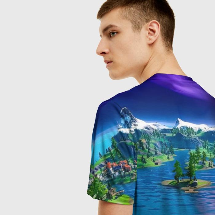 Collectibles Men'S T-Shirt Merchandise Fortnite Print Design