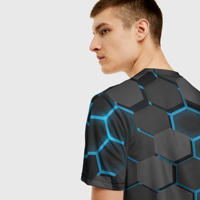 Collectibles Men'S T-Shirt Cyberpunk 2077 Gray Print Merch