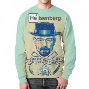 Collectibles - Sweatshirt Breaking Bad Walter White Sweater