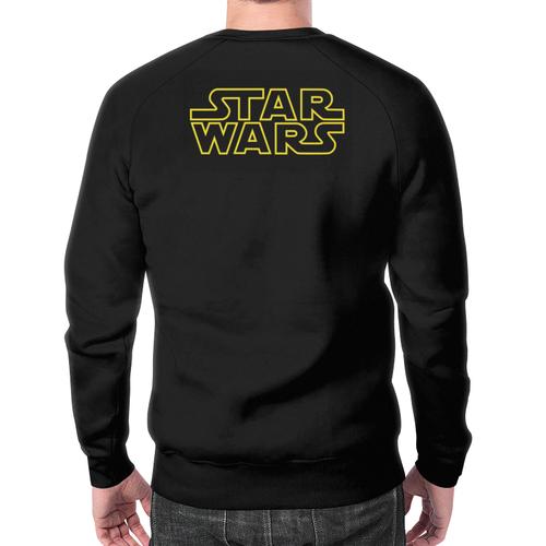 Merch Sweatshirt Star Wars Darth Maul Portrait Black