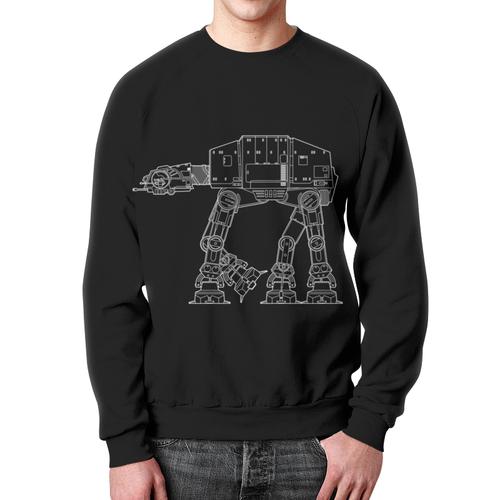 Merchandise At-At Sweatshirt Walker Star Wars