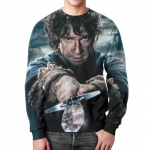 Merch Sweatshirt Hobbit The Movie Martin Freeman