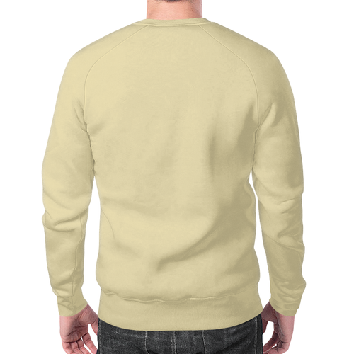 Merchandise Sweatshirt Pulp Fiction Uma Thurman Portrait Cream