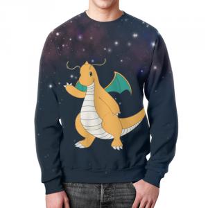 Merchandise - Sweatshirt Pokemon Dragonit Merch Print