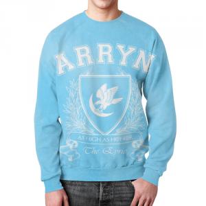 Merch Sweatshirt Game Of Thrones House Of Arryn Blue