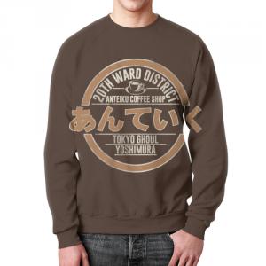 Collectibles Sweatshirt Entaku Tokyo Ghoul Emblem Design
