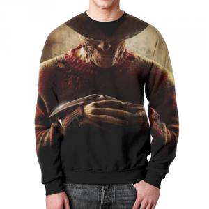 Merchandise Freddy Krueger Sweatshirt Nightmare On Elm Street