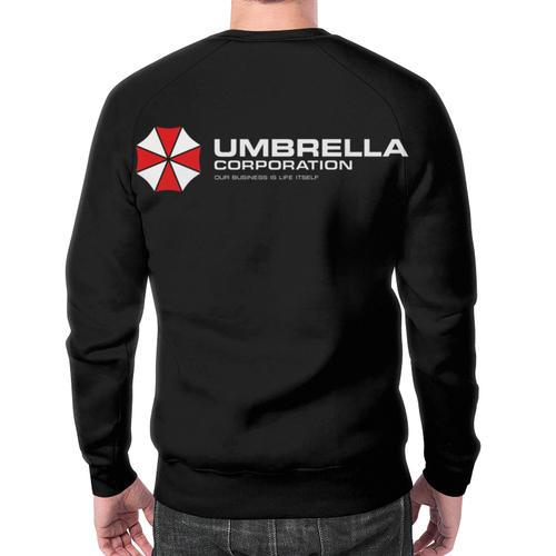 Merch Sweatshirt Resident Evil Umbrella Corporation
